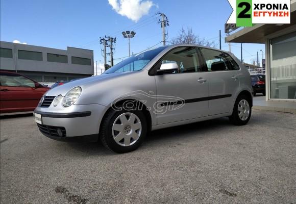 VW POLO 2002