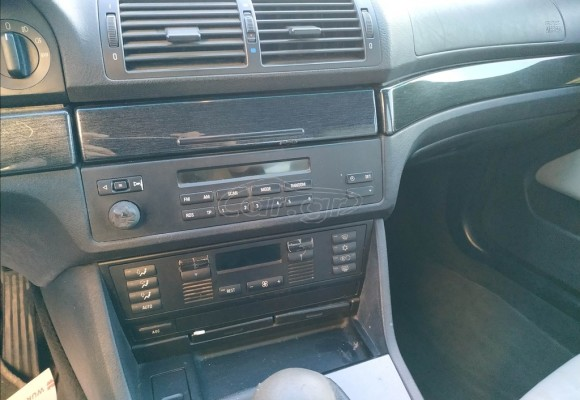 BMW 520 LPG