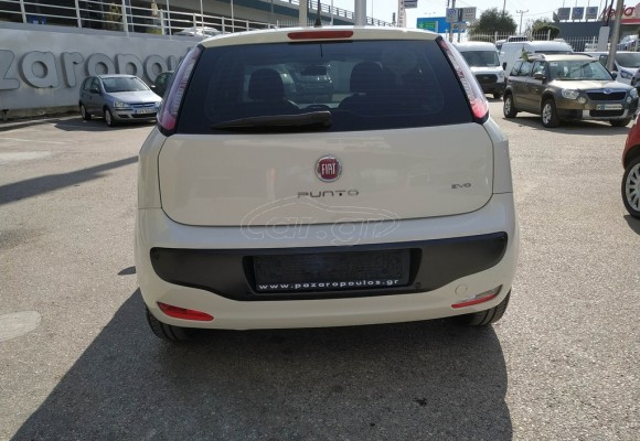 Fiat Gr. Punto Diesel