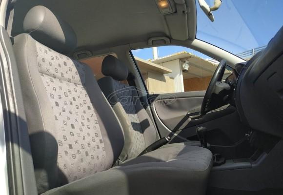 Seat Ibiza Ασημί