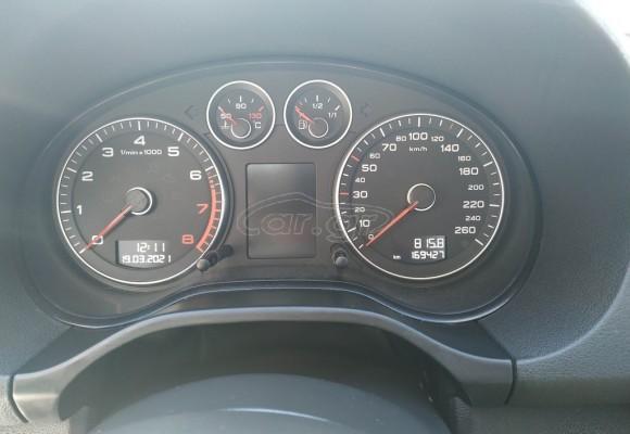 Audi A3 1.4cc 125hp