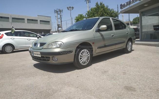 Renault Megane Πράσινο