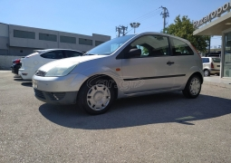 Ford Fiesta Ασημί