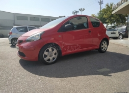 Toyota Aygo Red